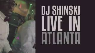 Dj Shinski in Atlanta ThanksGiving Weekend