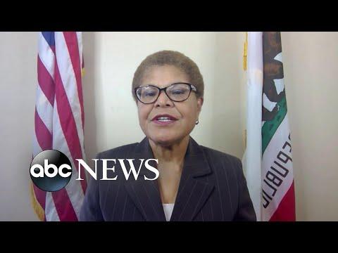 California congresswoman 'hopeful' Newsom survives recall challenge