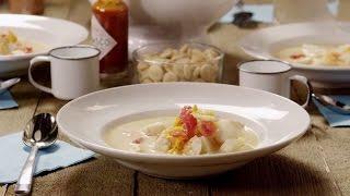 How to Make Hearty Halibut Chowder | Fish Recipes | Allrecipes.com