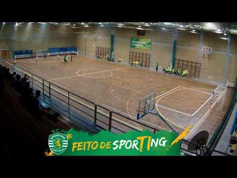 17/18 Resumo/Golos 1ª Fase Jornada 7 - Campeonato Nacional Feminino - Sporting CP 4 x 1 Arneiros