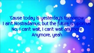 Today is Yesterday's Tomorrow by Michael Bublé (Lyrics)