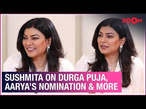 Sushmita Sen on Durga Puja celebrations, Aarya's International Emmy nomination & more   Exclusive