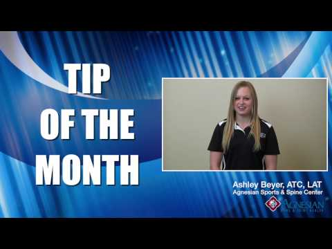 Agnesian Bone & Joint Health: Tip of the Month, Protect Your Skin