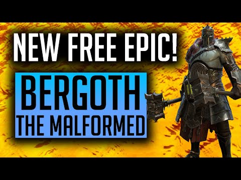 RAID | NEW FREE FRAGMENT EVENT EPIC!! Bergoth the Malformed!
