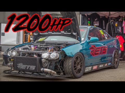 "1200HP Integra""! Worlds Fastest Acura Integra and more! - Best of TX2K18"