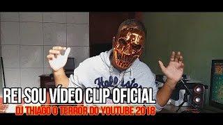DJ Thiago Oficial Rei sou, Vídeo Clip Oficial Rap Nordestino Caraiiiii!!!!!!!
