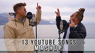 13 Youtube Songs Mashup (Shirin David, IBLALI, Apored, EMRAH,...)