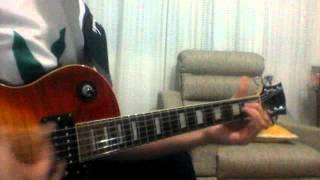 Canção Agalopada - Zé Ramalho [Guitarra]