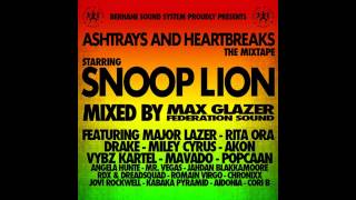 Snoop Lion   Lighters Up Rell The Soundbender Remix) [Ashtrays And Heartbreaks Mixtape]