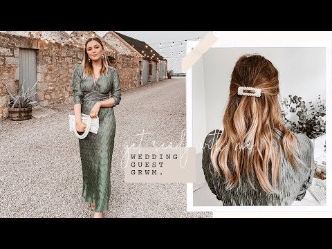 WEDDING GUEST GET READY WITH ME | I Covet Thee