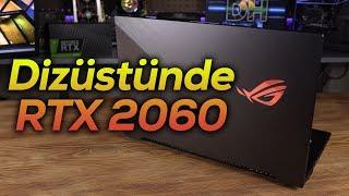 ASUS Rog Strix Scar II RTX 2060 inceleme