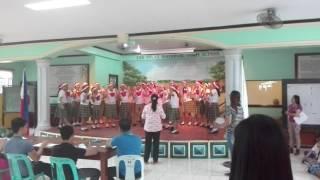 Dona Manuela Elementary School Choir