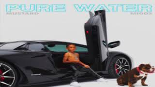 Pure Water (CLEAN) Migos Ft. DJ Mustard