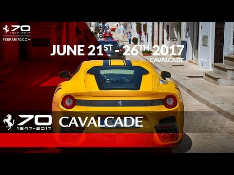 70 Years Celebrations - Cavalcade, June 21st-26th 2017