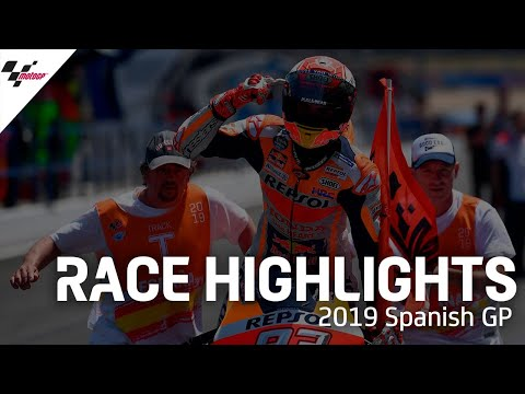 MotoGP Race Highlights | 2019 #SpanishGP