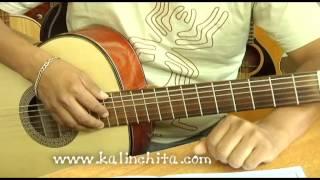 Cien Años - Pedro Infante - Bolero - Como tocar en guitarra