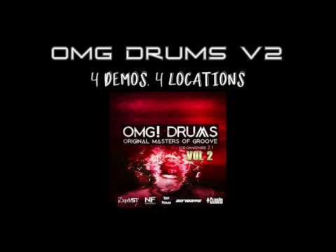 "OMG! Drums ""4 Locations"""