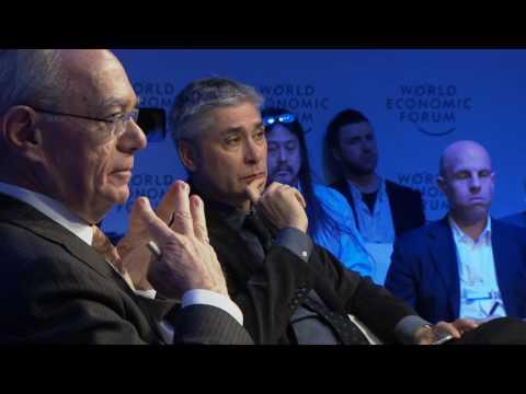 Davos 2017 - Maintaining Innovation