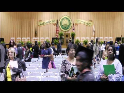 Wilberforce University: Honors Convocation 2019