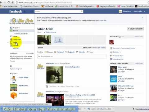 Facebook'a Hareketli Resim Yükleme