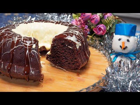 Neodoljivo čokoladan i sočan kuglof - brza priprema - pun ukus čokolade koji se topi u ustima