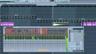 "Beat 58 de Reggaeton ""Romantico"" in FL STUDIO 10 (Instrumental) 2012"