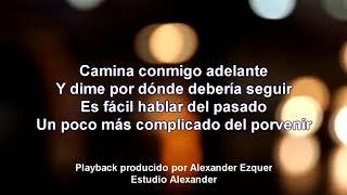 Ven y camina conmigo - Karaoke - Según versión de Enrique Bunbury feat Pepe Aguilar - Demo