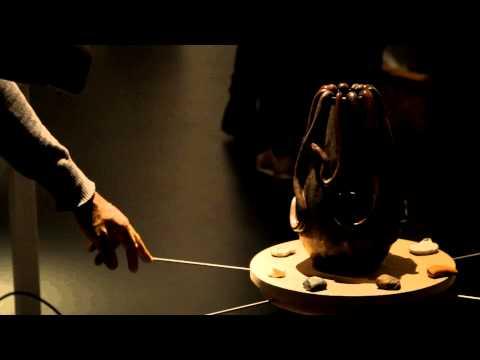 Röhsska museet 3D-scannar föremål