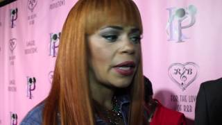 For The Love Of R&B: Faith Evans Remembers Whitney Houston, And Moments With Bobbi Kristina