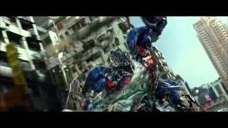 Transformers 4 Age of Extinction Skrillex – Bangarang Feat