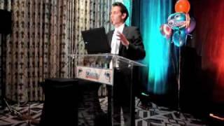Marc Anthony speaking