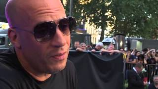 Re-Live the Blue Carpet London Premiere of Marvel's Guardians of the Galaxy