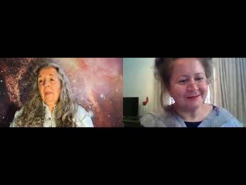 Sandra interviews Dr Darlene TwoTrees Cannon about SuperMind