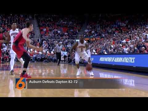 Auburn vs Dayton