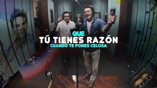 GUSI feat. Silvestre Dangond - Tú Tienes Razón (Lyric Video)