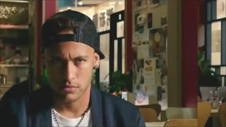 Neymar no Filme Triplo x Reativado em HD