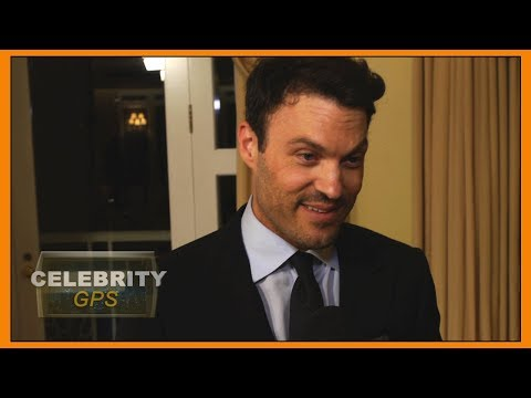 BRIAN AUSTIN GREEN opens up about LUKE PERRY'S DEATH - Hollywood TV