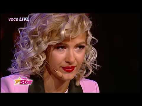 """Lara Ganea cântă """"Hallelujah"""" pe scena Next Star!"""