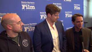 "SBIFF 2017 - ""The Good Catholic"" Filmmaker Interview"
