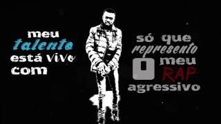 BLACK X - ESTOU AQUI (OFFICIAL LYRIC VIDEO)