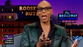 RuPaul Was Once Diana Ross' Bathroom Attendant