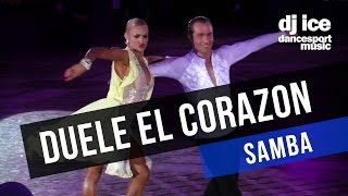 SAMBA   Dj Ice - Duele El Corazon (51 BPM)