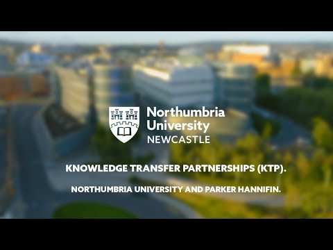 Knowledge Transfer Partnerships - Northumbria University and Parker Hannifin
