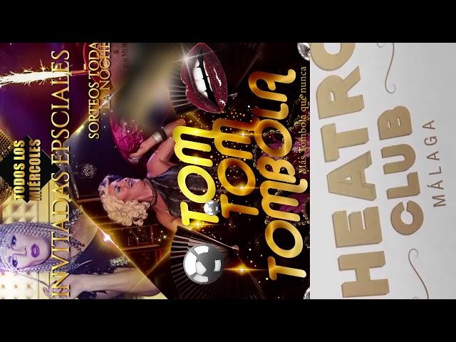 Videopantalla del Theatro Club