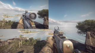 Battlefield 4 Gun Sync Ukulele Remix (Levi Niha & Dolan Dark)
