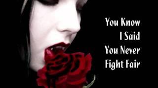 Sparks The Rescue - We Love Like Vampires Lyrics
