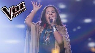 Andra canta 'Todos me miran' | Recta Final | La Voz Teens Colombia 2016
