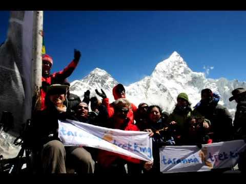 TARANNÀ TREKKING. Everest Tarannà