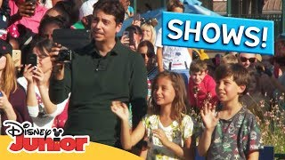 SHOWS   A Day in the Life of Mickey ft. Moshaya Family   Disney Junior Arabia