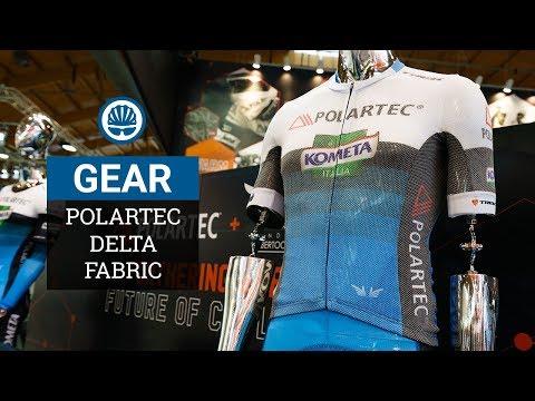 Polartec Delta - Tech Fabric Keeps You Cool & Dry